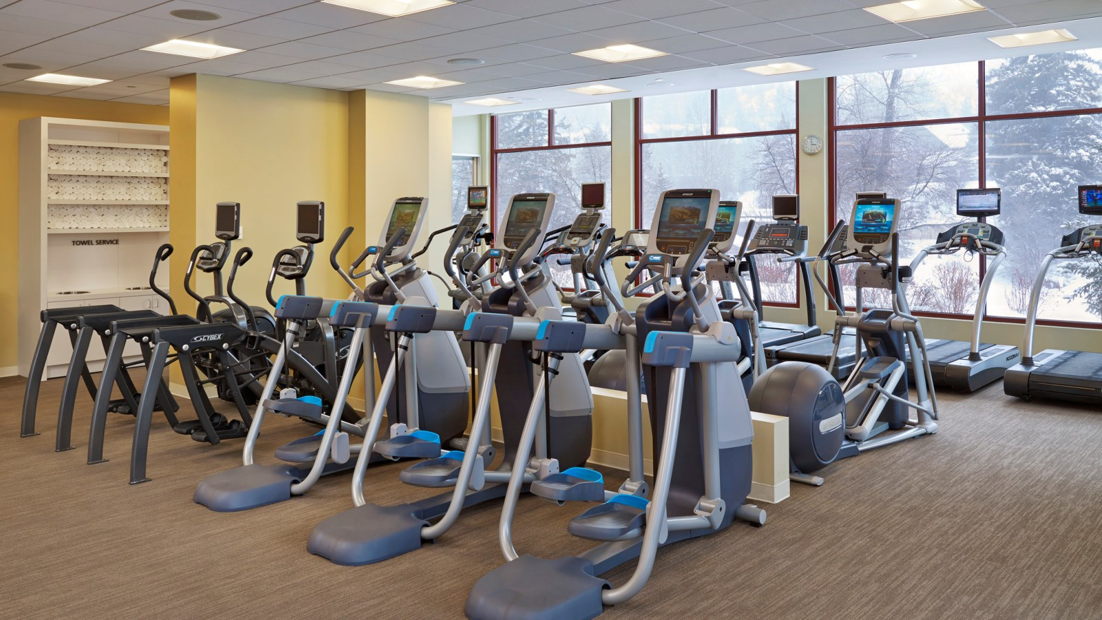fitness center at beaver creek spa anjali