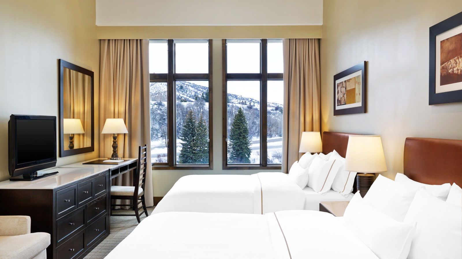 The Westin Riverfront Resort & Spa at Beaver Creek Mountain - Traditional Room