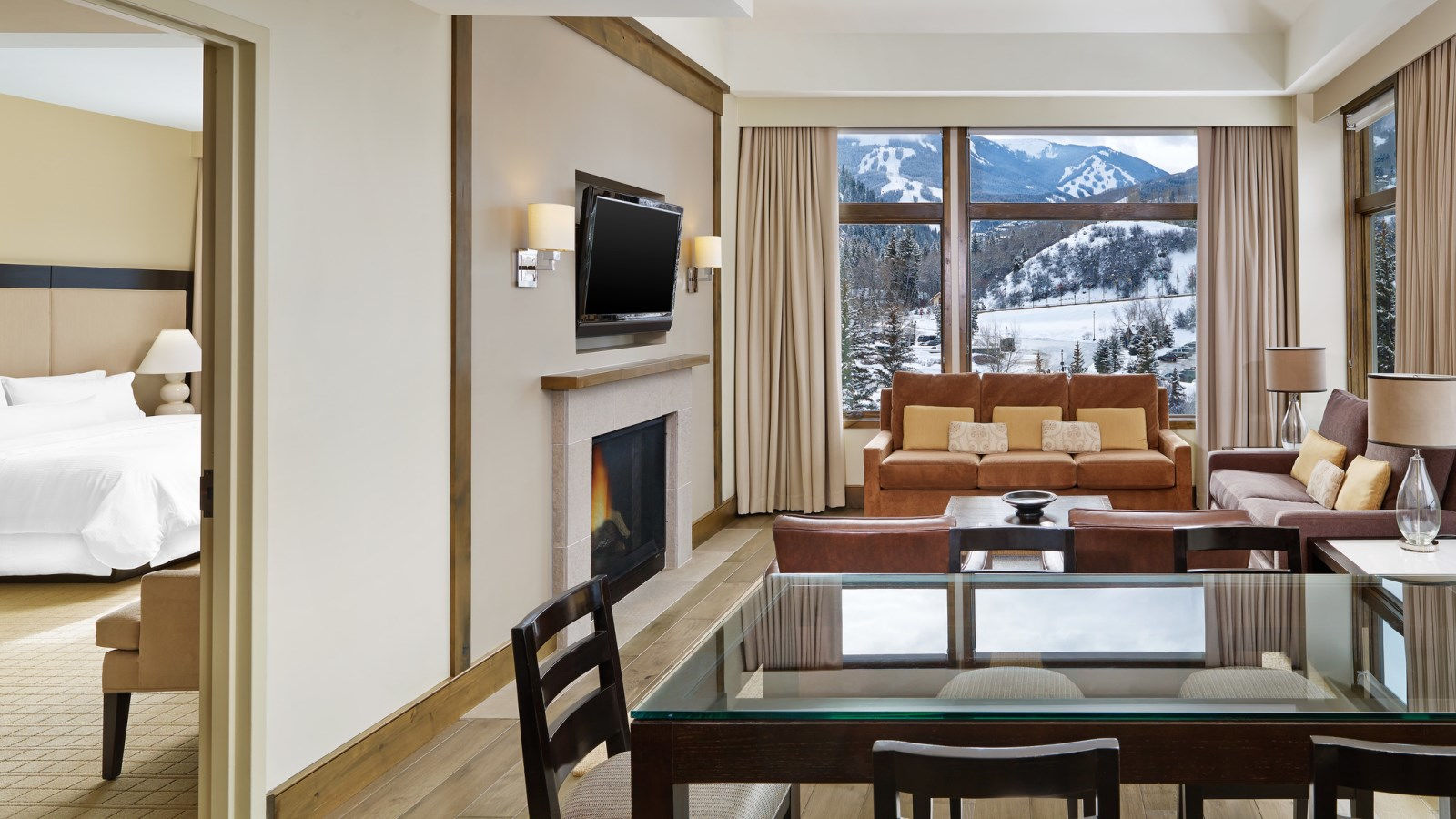 The Westin Riverfront Resort & Spa at Beaver Creek Mountain - One Bedroom Suite