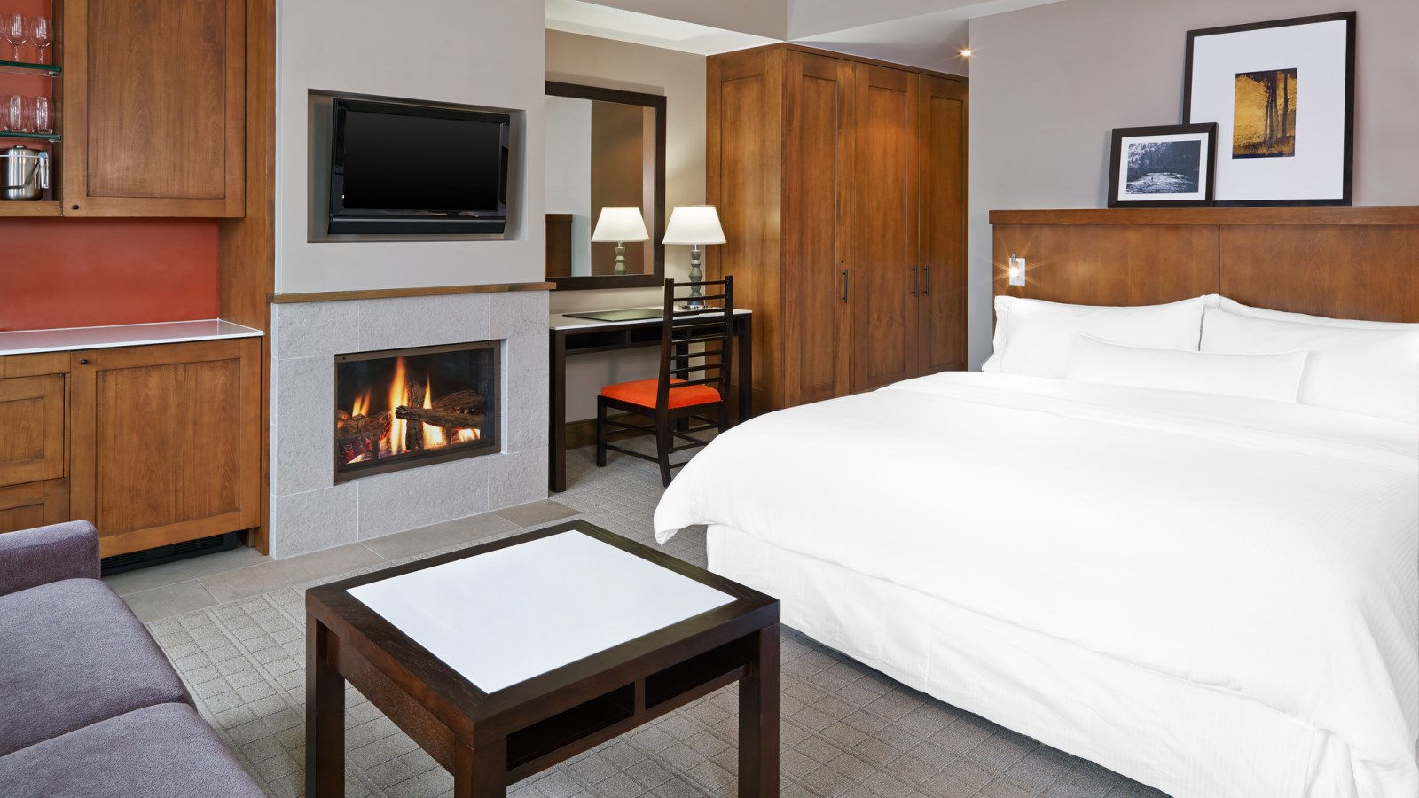 The Westin Riverfront Resort & Spa at Beaver Creek Mountain - Studio Suites