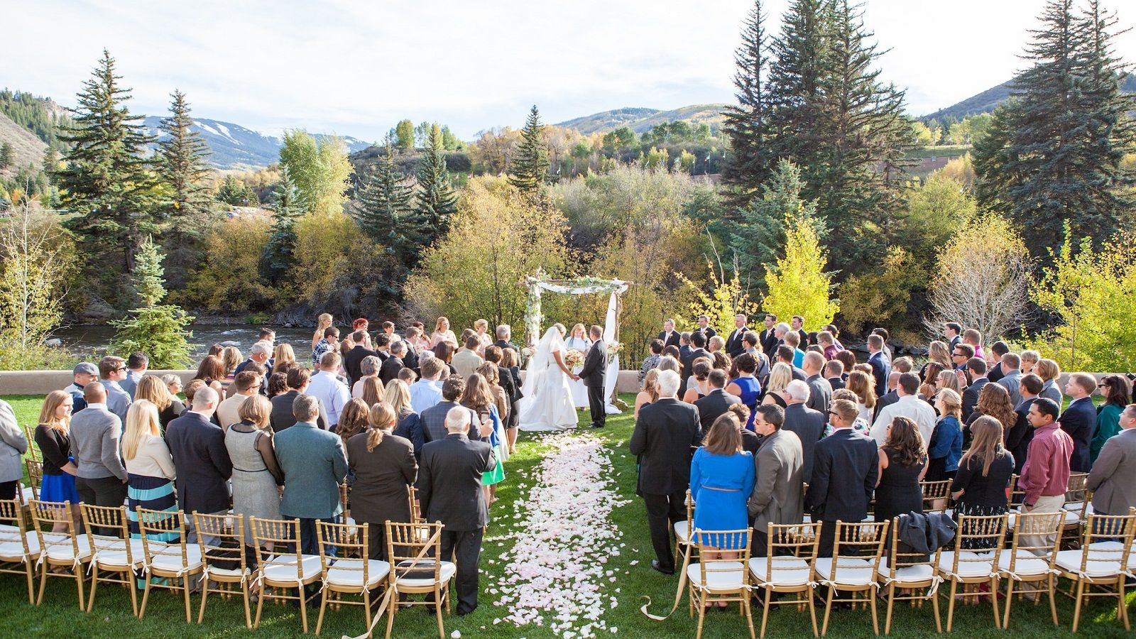 The Westin Riverfront Resort & Spa, Avon, Vail Valley - Weddings